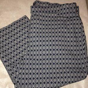 89th and Madison Capri  pants 22